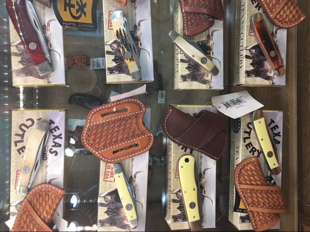 Take a Gander at Our Wide Selection of Western Accessories